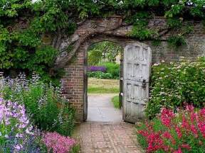 secret garden door wall secret garden gate garden ideas gardens