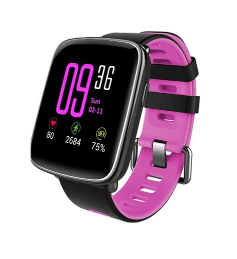 Smartwatch Ip68 smartwatch gv68 waterproof ip68 bluetooth compatibile android e ios kydo store