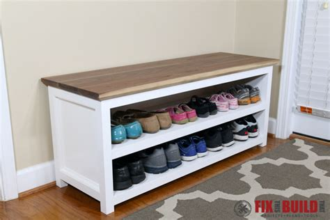 diy entryway organizer diy entryway shoe storage bench fixthisbuildthat
