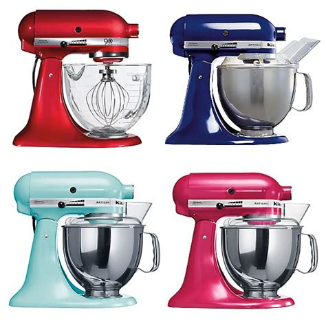 Review: KitchenAid Artisan Cupcake Mixer   Home Cupcake