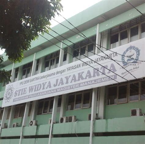 Program Mba Di Jakarta by Universitas Swasta Di Jakarta S2 Magister