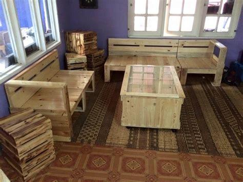 pallet living room pallet living room furniture set 99 pallets