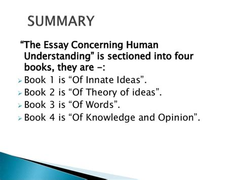 Booth Mba Essay Advice by Essay Concerning Human Understanding Book Quotes