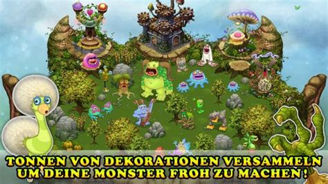 my singing monsters big blue big blue bubble inc my singing monsters z 252 chte singende monster in der app