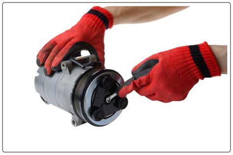 ac compressor clutch coil test