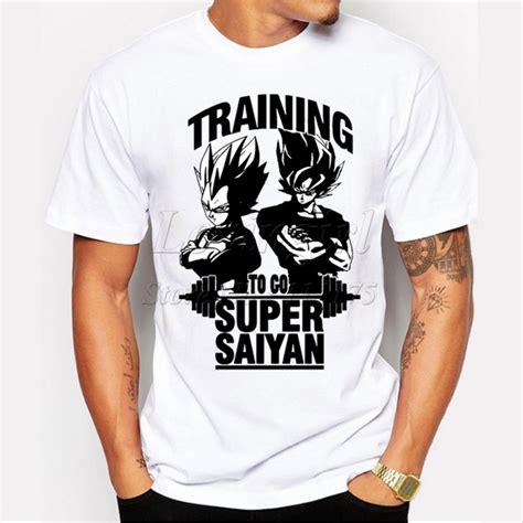Tshirt Kaos Hawaii 2018 saiyan design s t shirt goku z