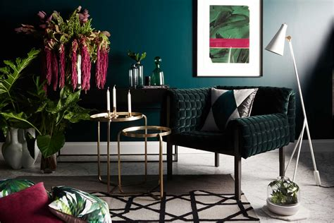 color interiors tendances couleurs salon