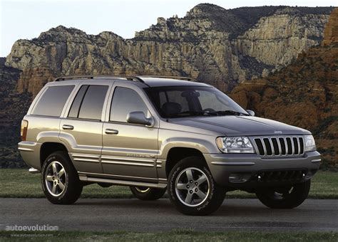 jeep grand cherokee cing jeep grand cherokee specs 1999 2000 2001 2002 2003