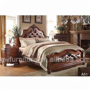 Wooden Double Bed Indian Style Wooden Carved Bed Designs