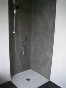 wandbelag dusche w 228 nde zementgespachtelt wandspachtelung zement 228 r wand in