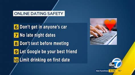 5 Important Tips For Safe Dating by Dating Flirt Tips