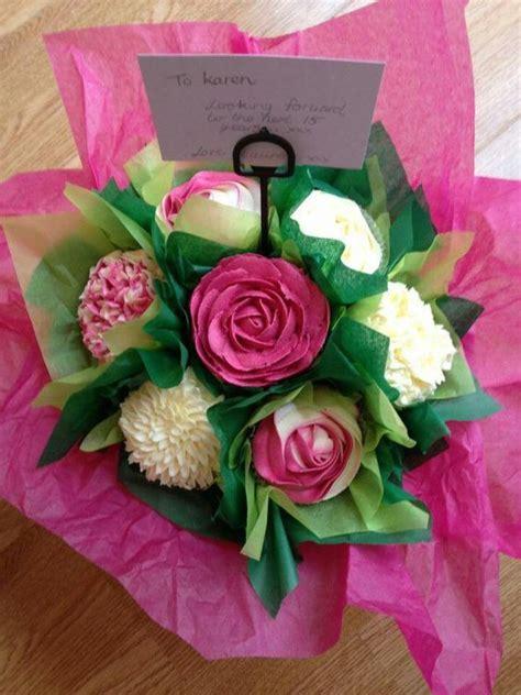 cupcake flower arrangements cupcake bouquet tutorial with video tutorials cake and
