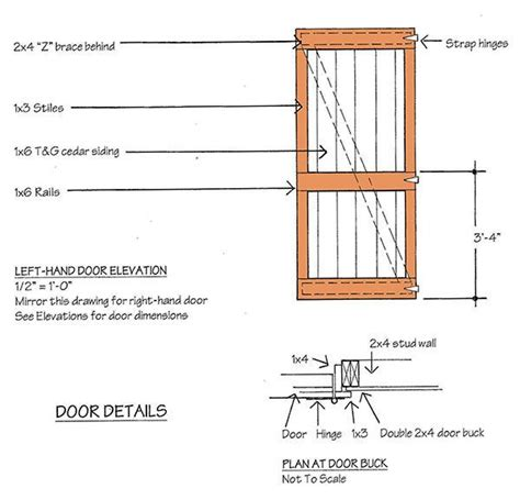 Shed Construction Details by 10 215 12 Storage Shed Building Plans Blueprints With Gable Roof