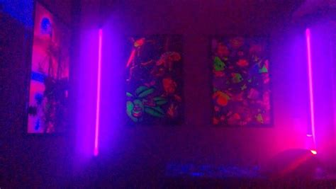 cypress 7 i miss it my blacklight dorm living room 33 best images about bedroom ideas glow blacklights neon