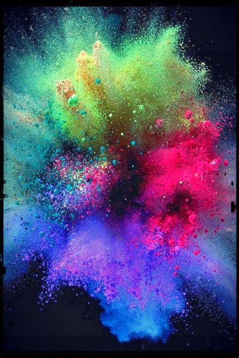 color powder colour powder colours of the rainbow