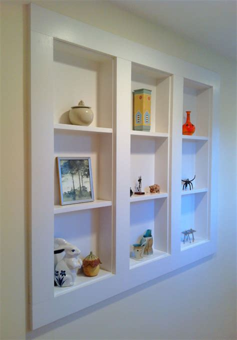 found shelves eclectic living room bridgeport by