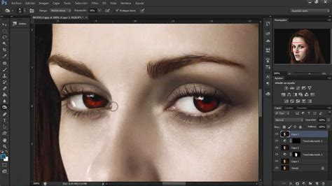 video tutorial youtube photoshop v 237 deo tutorial efecto viro piel p 225 lida en photoshop