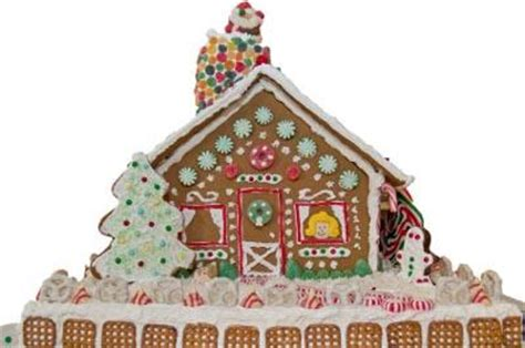 christmas gingerbread house decoration ideas decorating ideas for gingerbread houses lovetoknow