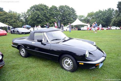 1986 Alfa Romeo Spider Graduate by 1986 Alfa Romeo Spider Graduate Chassis Information