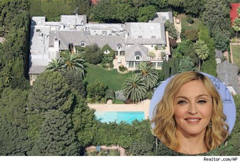 madonna house madonna s house in beverly hills on the market for 22 million