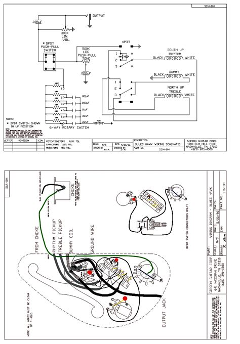les paul 3 wiring diagram dejual