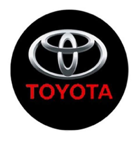 Logo Projection Led Toyota toyota led door projector courtesy puddle logo lights mr