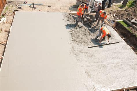 garage betonieren garagenboden betonieren 187 das ist zu beachten