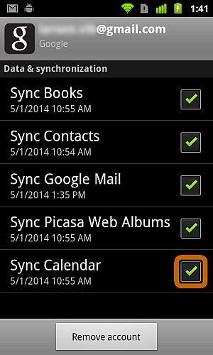 android calendar sync how to transfer android calendar to iphone