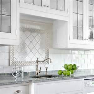ceramic subway tile kitchen backsplash all about ceramic subway tile stove subway tile backsplash and floral border