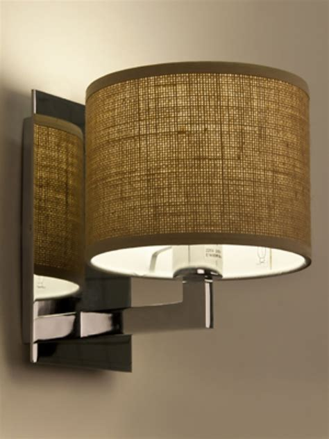 Fabric L Shades For Wall Lights by Fabric Wall Light Shades Upgrade Your Interior Design On