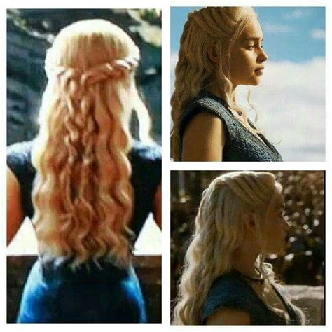Hairstyle Of Thrones by Khaleesi Hair Braid And Hairstyle Braid On