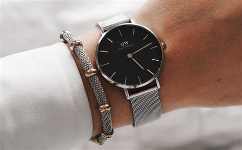 Daniel Wellington Classic 32mm 100 Ori daniel wellington classic sterling 32mm 100 authentic ready stock 11street