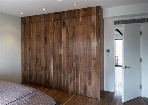 Pivot Closet Doors Masculine Details Stylishly Displayed In New York Penthouse Freshome