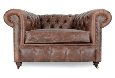 Small Leather Chesterfield Sofa Thesofa Small Leather Chesterfield Sofa
