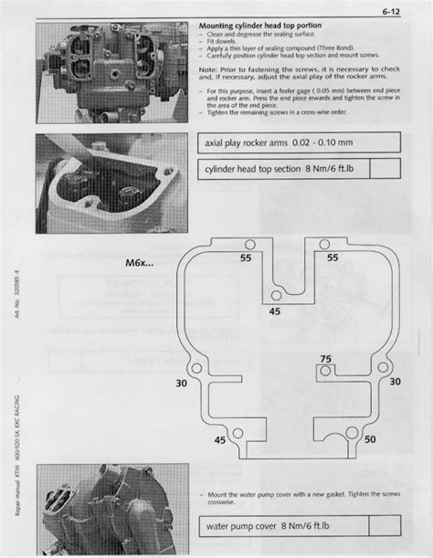 Ktm Lc4 Auto Decompressor by Jeb S Ktm Tech Bulletin How To And Misc Picture Page