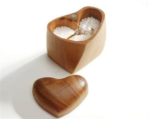 unique engagement ring boxes