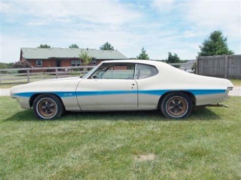 1971 pontiac gt37 buy new 1971 pontiac gt37 matching 350 auto ac parts