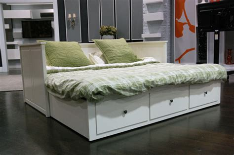 Sellers Kitchen Cabinet hemnes daybed frame with 3 drawers white furniture