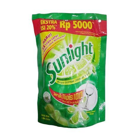 Sabun Pencuci Piring Sunlight Jeruk Nipis 84 Ml Refill Jual Sunlight Lime Pouch Cairan Pencuci Piring 6x 240 Ml
