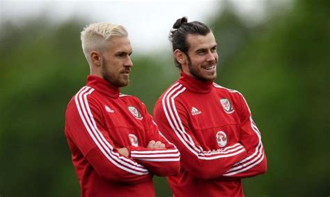 aaron ramsey bleaches hair for wales euro 2016 caign he can open doors that nobody else can aaron ramsey
