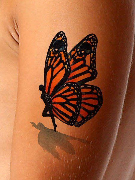 the 25 best butterfly tattoos ideas on pinterest collection of 25 3d butterflies tattoos