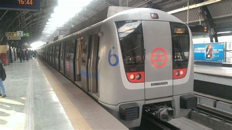Mba In Delhi Metro by Delhi Metro Has Been Ranked 2nd Among 18 International