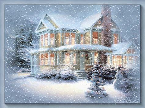 christmas images christmas scene animated wallpaper and