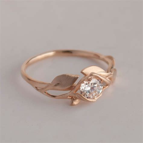Gold Engagement Rings by Vintage Gold Engagement Rings Www Imgkid The Image