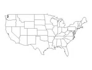 blank map of the united states pdf blank u s map pdf