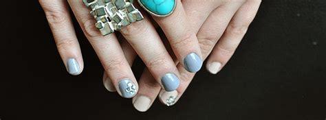 nail art rhinestones tutorial diy tutorial 5 rhinestone nail art designs