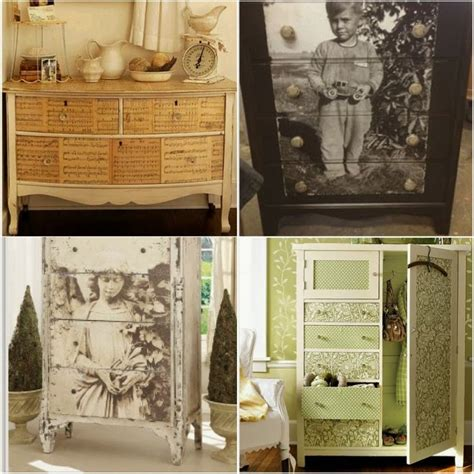 Sloan Decoupage - 17 best images about furniture decoupage on