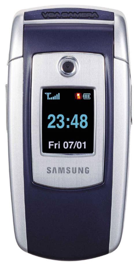 samsung e700 cell phones