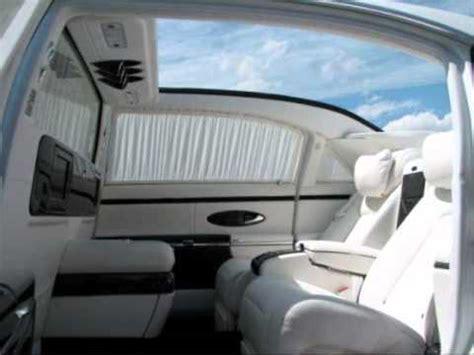 how does cars work 2011 maybach landaulet interior lighting maybach 62s landaulet youtube