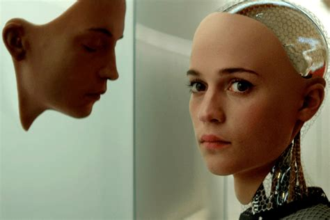 film robot human why ex machina is smart suspenseful and sexy sci fi